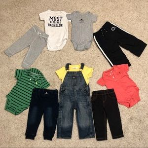 Bundle of 5 Different 18 Month Outfits